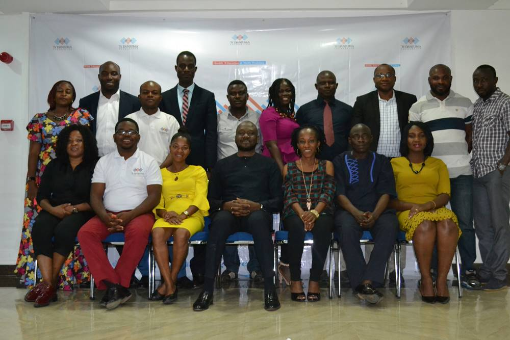 TY Danjuma Foundation Staff retreat