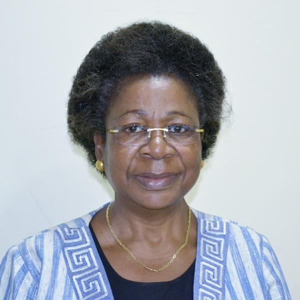 Professor Uche Veronica Amazigo, FAS