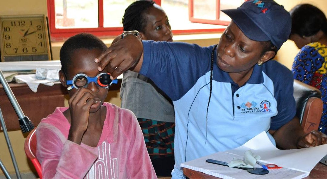 Free eye screening for primary and secondary schools in Abudu, Orhonnmwon LGA of Edo State