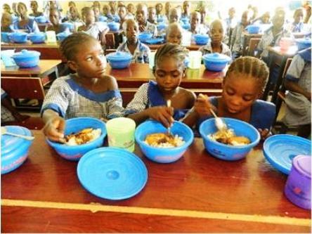 TYDF Funds School Feeding Programme in Taraba State