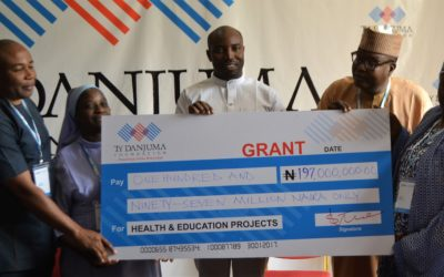 TY Danjuma Foundation Disburse Grants to Fund Health and Education Projects