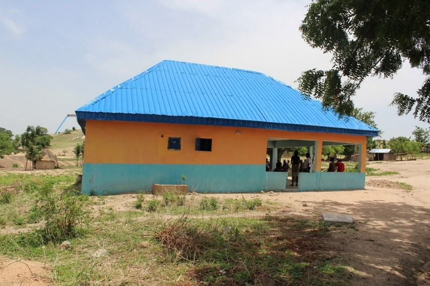 Improving maternal and child health in Yakoko, Taraba State