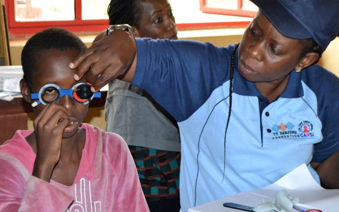 WORLD SIGHT DAY: vision for a brighter future