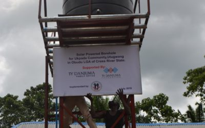 Promoting WASH through Provision of Portable Water in Rural Communities