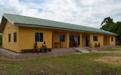 Improving access to Maternal and Child Health Care in Ilushi
